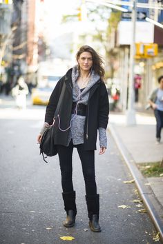 Winter-Style Reboot: 224 Street Snaps to Inspire You Now
