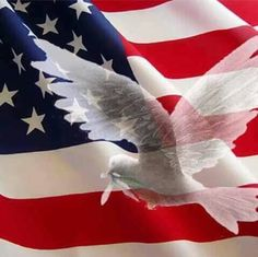 Every day.      I pledge allegiance to the flag of the United States of America, and to the republic for which it stands, One Nation Under GOD, indivisible, with liberty and justice for all.             Peace is our preference.     With unity, prayer, and strength                 We will maintain it.                             Amen.