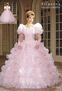My favourite ballgown | My favourite dress | Sabrina Satin | Flickr