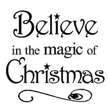 Believe in the Magic of Christmas vinyl wall art decals lettering words home decor sayings quote stickers Primitive Christmas, Merry Christmas, Christmas Decals, Christmas Love, Christmas Cross, Christmas Signs, Christmas Holidays, Christmas Phrases, Magical Christmas