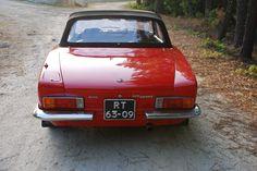 1972 Fiat 124 Spider 1600
