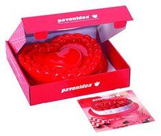 Pavonidea Large Heart-Shaped Cake Mould 28cm #Pavonidea