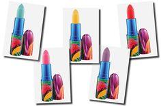 Fab Five: Chris Chang for MAC Lipsticks by Style e Grace  #FabFive, #Fashion