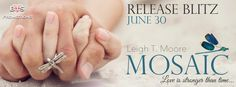 Twin Sisters Rockin' Book Reviews: ~Release Day Blitz: MOSAIC (Dragonfly, #4) by Leig...