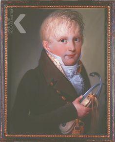 Explore toegeschreven aan Theodorus BohresPortret van Maximilianus Joannes Egidius Everhardus Canisius van der Heyden (1805-1818), eerste kwart 19de eeuw Gelderland (prov.), Stichting Geldersche Kasteelen