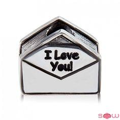 """Conta """"Meu Amor"""" da SMW disponível na nossa loja online www.smw-jewels.com/"""