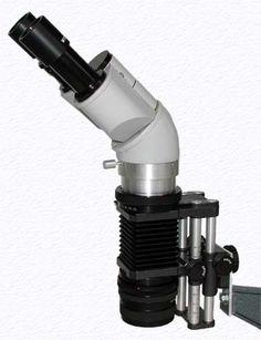 Binokulares Monokulares Makroskop by Thomas Harbich