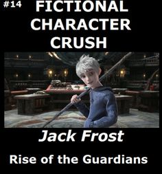 Jack is lik totally one of my character cruches