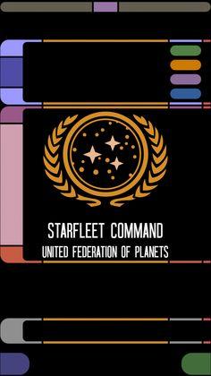 Star Trek LCARS iPhone Wallpaper - WallpaperSafari