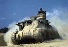 History of Tanks: M3 Lee - http://www.warhistoryonline.com/war-articles/history-tanks-m3-lee.html