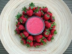 Strawberry Coconut Butter.  Might make good icing for coconut flour cupcakes.