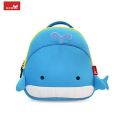 NOHOO Animals School Bag for Girls Backpack Waterproof Neoprene Kids Cartoon School Backpacks for Boys 16 Models