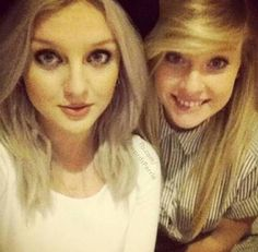 perrie and her best friend katherine