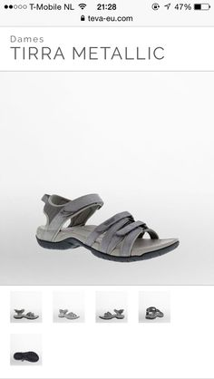 My new teva sandal. Haven't had this model before and the silver looks unusual and quite minimalist irl. Hopefully will last me another three years of intensive use.