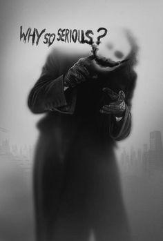 Why so serious? Heath Ledger as The Joker Heath Ledger Joker Wallpaper, Joker Hd Wallpaper, Joker Wallpapers, Happy Wallpaper, Joker Dark Knight, The Dark Knight Trilogy, Joker Images, Joker Pics, Joker Art