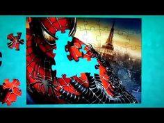 Puzzle Games Spiderman Rompecabezas Clementoni Ravensburger Jigsaw Puzzles Kids Toys quebra cabeças