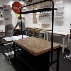 Compleet Keukeneiland Ikea
