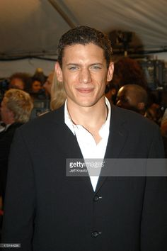 Wentworth Miller during 2003 Toronto Film Festival - 'The Human Stain' Premiere at Roy Thomason Hall in Toronto, Ontario, Canada.