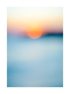 Sunset Study Wall Art Prints by Jessica Cardelucci | Minted