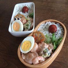 エビマヨ弁当