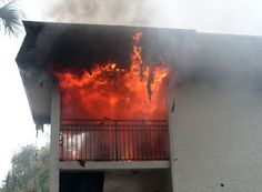 Fire displaces 7 at Shadowbrook Apartments in Vero Beach