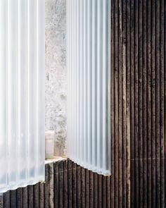 Interior Design Addict: Apartment B in Berlin by Thomas Kröger Architekt Contemporary Architecture, Contemporary Interior, Architecture Details, Interior Architecture, Interior Design, Berlin Apartment, Dream Apartment, Lighting Techniques, Ceiling Detail