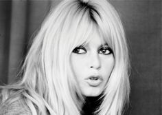 My all time favorite hair style - Brigitte Bardot.