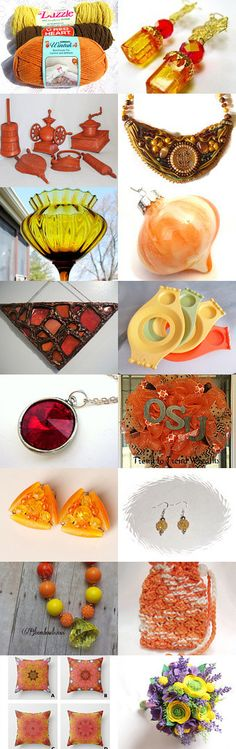 Fall Brights by Cori on Etsy--Pinned with TreasuryPin.com