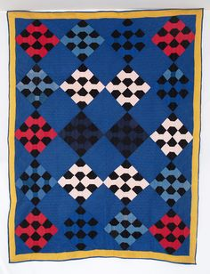 Q8471 Amish Bowtie c1940 - Rocky Mountain Quilts
