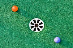 Mini golfing! #golf