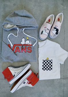 Vans shoes - clothing in a ❤️beat Fashion Mode, Cute Fashion, Teen Fashion, Fashion Outfits, Womens Fashion, Fasion, Mode Outfits, Trendy Outfits, Skirt Outfits