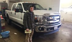 Thank you Logan, for the opportunity to help you with your new vehicle!  All the best, Kunes Country Chevrolet Buick GMC.
