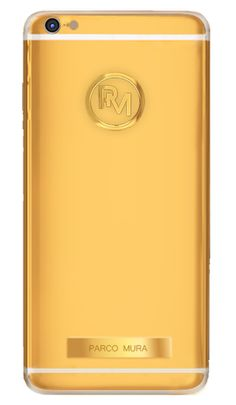 Royal Gold - This premium phone is SIM free and Factory Unlocked for Worldwide usage. Insert any SIM card and the #iPhone is ready for usage in any part of the world.