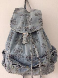 Plecak plecaczek materiałowy Primark niebieski we wzorki primark z mojej szafy! Rozmiar  za 29.00 zł. Zobacz: http://www.vinted.pl/damskie-torby/plecaki/16577419-plecak-plecaczek-materialowy-primark-niebieski-we-wzorki.