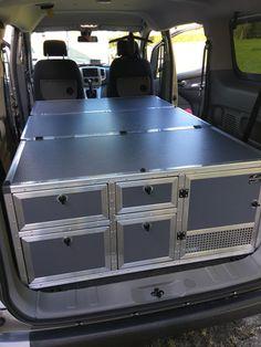 nissan nv200 alpincamper wohnmobil test camper camper. Black Bedroom Furniture Sets. Home Design Ideas