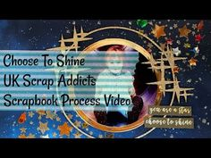 Choose to Shine Media Kit, Addiction, Mixed Media, Scrapbooking, Sequins, Make It Yourself, Crafty, Personalized Items, Videos