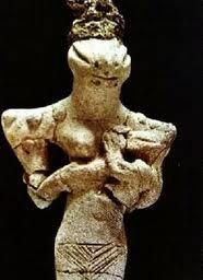 ancient reptilian artifact.