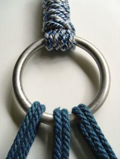 Rope Rigging Rings Bdsm