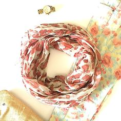 """✨HP✨Charlotte Scarf Animal print. PRODUCT DESCRIPTION: Twist,tuck or tie? This fluttery scarf looks lovely no matter which way it's worn. 40"""" x 70"""". Like new. ✨Best in Jewelry and Accessories 3/6/16 Amrita Singh Accessories Scarves & Wraps"""