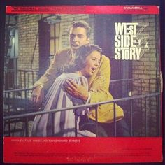 Vinyl, Records and Albums. West Side Story.
