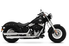 Softail Slim - I think this'll be my bike.