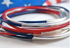 15 4th of July Patriotic Etsy Finds: Red, White and Blue!