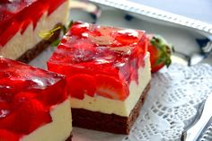Sweets Cake, Cookie Desserts, Jacque Pepin, Polish Recipes, Cake Cookies, Food Art, Bakery, Cheesecake, Food And Drink