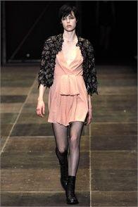Saint Laurent - Collections Fall Winter 2013-14 - Shows - Vogue.it