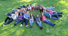 Cute idea for large group of friends! Cherie Pearson Photography: Friend Time Capsule