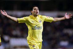 FÚTBOL. 2006. Juan Román Riquelme en #Villarreal.