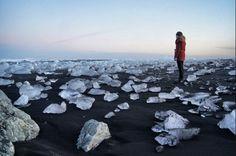 Das Eismeer in Island - die Lagune Jökulsárlón - Lilies Diary