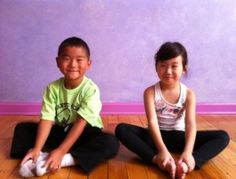 This is a link to 4 really darling yoga poses for children to do that deal with the season of spring.  A great way to learn about seasons in a new way.