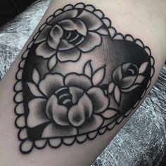 Tattoo by @jackpeppiette #blackworkers_tattoo #blackworkers #tattoo #bw…