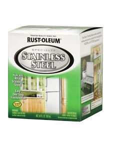 Great for refinishing the exterior of appliances such as refrigerators, dishwashers and other household items such as tabletops, picture frames, accessories and more!